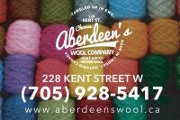 Aberdeen's Wool Logo