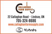 Callaghan Farm Supply logo