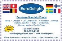 EuroDelight.ca logo