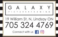 Galaxy Picture Framing logo