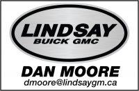 Lindsay Buick GMC logo