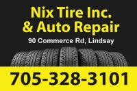Nix Tire logo