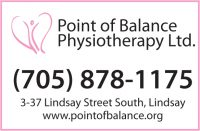 Point of Balance Physiotherapy logo
